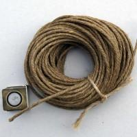 Flachsschnur Nm 0,15 Handwickel